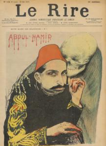 Абдул Хамид II постер