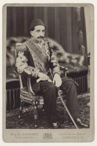 Абдул Хамид II снимка