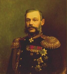 Димитрий Алексеевич Милютин