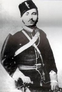 Кирил Ботев в ранните си години