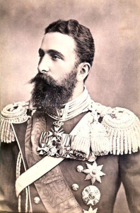 Княз Александър I Батенберг