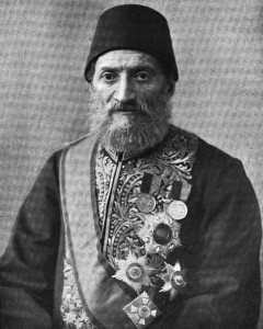 Къбръзлъ Мехмед Кямил