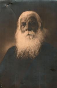 Портретна снимка на Димитър Маринов. Източник ДА Архиви