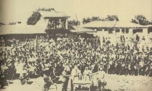 Големоконарската-чета-полага-клетва-4(16)-септември-1885г