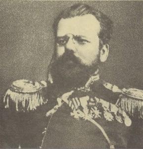 Майор-Павел-Н.Попов,-руски-офицер,-инструктор-на-гимнастическо-стрелково-дружество