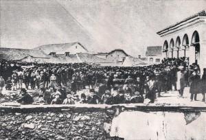 Митинг-за-съединение-в-София-през-1884г.