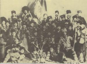 Пловдивската-волонтирска-дружина,-участвувала-в-Сръбско-българската-война-1885г