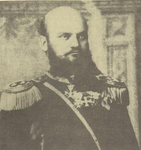 Подполковник-Данаил-Николаев,-командир-на-Западния-корпус-в-Сръбско-българската-война-1885г.