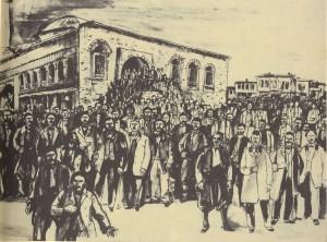 Протестен-митинг-в-Плводив-против-решенията-на-Берлинския-конгрес