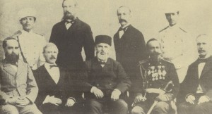 Първият-директор-(правителство)-на-Източна-Румелия,-1879г
