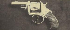 Револвер-на-Петър-Шилев,-председател-на-Тайния-революционен-комитет-за-съединение-в-с.Голямо-Конаре