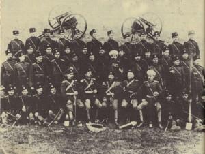 Рота-от-Българската-земска-войска-1879г