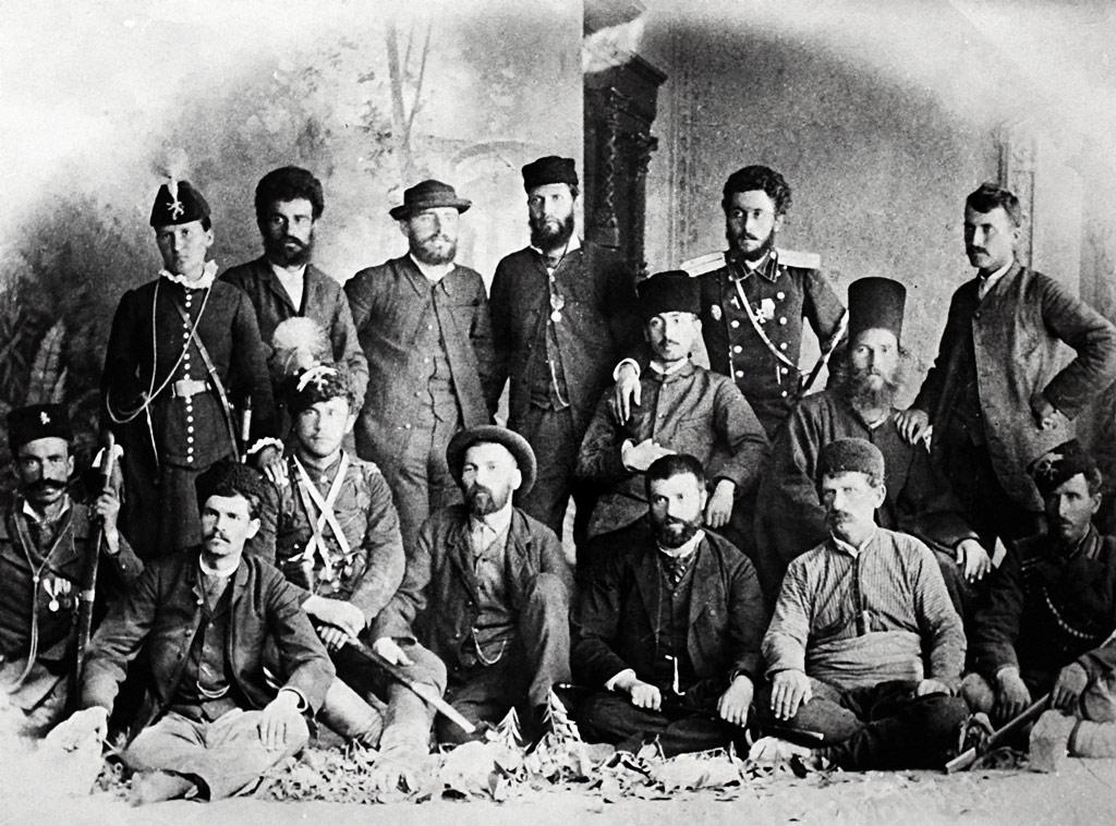 Създаване и дейност на БТЦРК за Съединението 1885 г ...