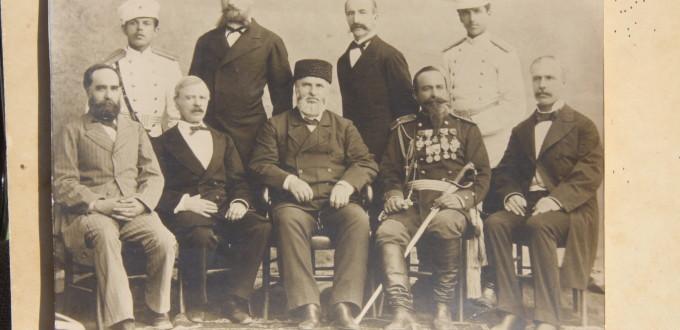 Първият Директорат на Източна Румелия, Пловдив, 1879. Александър Богороди