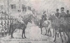 Влизане-на-княз-Ал.-Батенберг-в-Пловдив