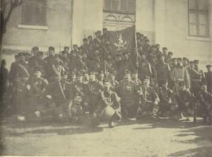 Доброволци-от-Сливен,-участвували-в-Сръбско-българската-война-1885г