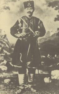 Капитан-Петко-Киряков-(-Капитан-Петко-войвода),-ръководител-на-дружина,-която-пази-родопското-население-от-Сенклеровите-банди