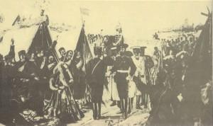 Лагерът-на-българските-войници-при-гр.-Любимец-на-турската-граница