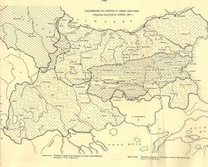 Съединение-на-Северна-и-Южна-България-Сръбско-Българска-война-1885г